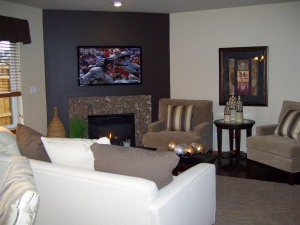 The Marlow - Living Room
