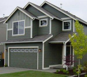 avery model home exterior